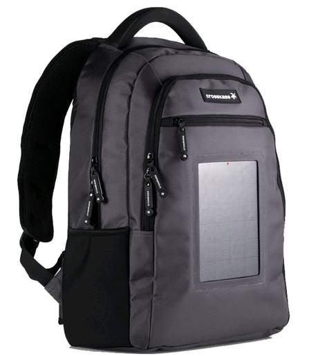 Crosskase Solar 15 backpack