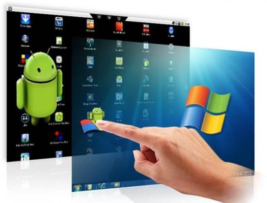 Now you can run all of the famous Android Apps on your Windows Pc. Including Windows 7 and also Windows Xp.