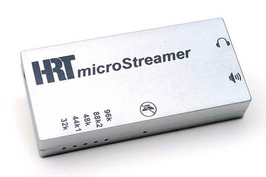 HRT micro-Streamer