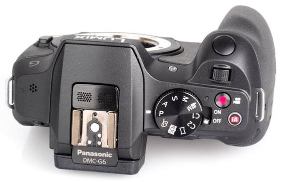 The body camera