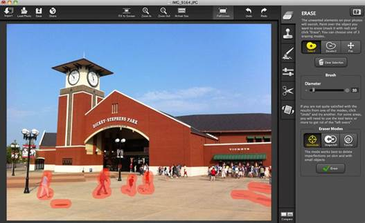 If you're looking for a photo fixing app that packs in most of Photoshop's tools without the price tag, Snapheal is your answer.