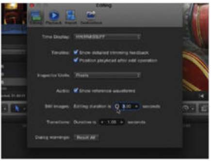 how to freeze fram in final cut pro x