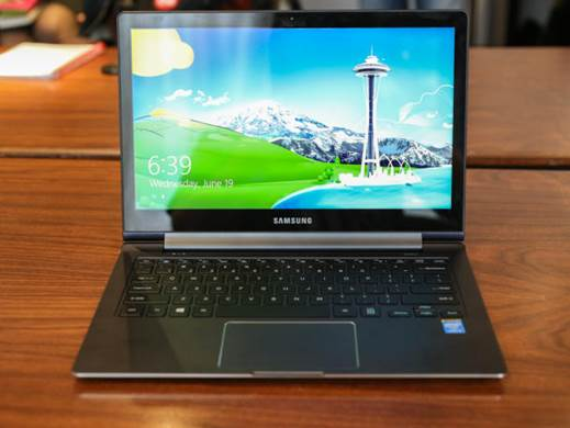 ATIV Book 7 has 4GB RAM, 128GB SSD which are created by Samsung