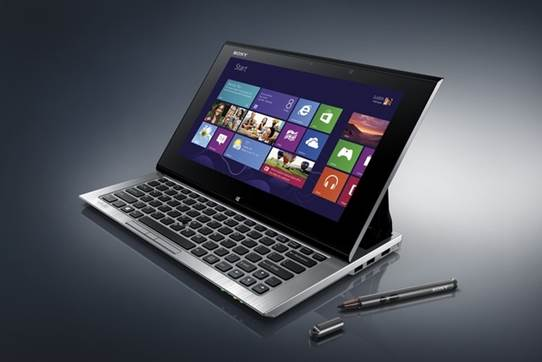 It is still quite handy solution for users who do not want to bring their own laptop and tablet. And the VAIO Duo 13 does a lot to make the category more attractive with a graceful hinge design, a large keyboard and great battery life.