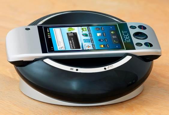 The handset's battery life is very poor