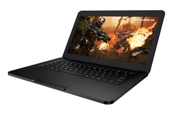 The world's thinnest gaming laptop
