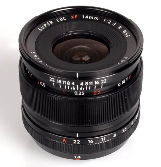 The Fujifilm Fujinon XF
