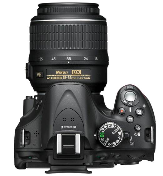Nikon D5200 DSLR is ideal for your first DSLR or just as an upgrade from the older model.