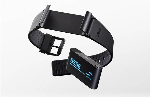 This small device can be attached to your wrist, belt, clothing (using the supplied attachments) or be stored in a pocket