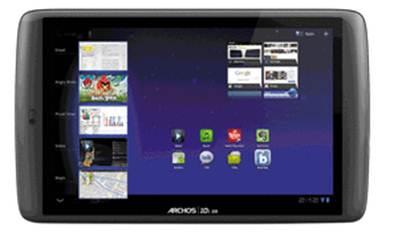 Description: Archos 10.1 G9 Turbo