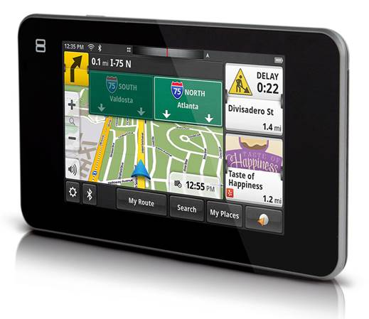 The Magellan SmartGPS