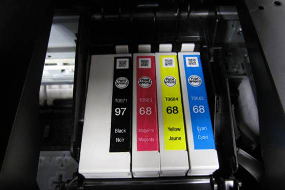 Getting color ink cartridges is not sensible if you don't need them, even if you only get them once.