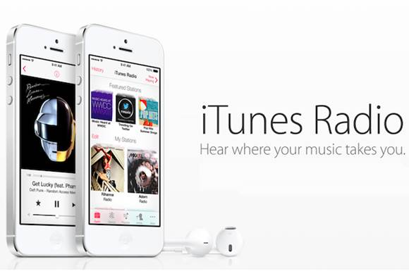 iTunes Radio is the one all now innovation that Apple announced this week