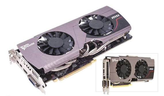 MSI GTX 770 Twin Frozr Gaming Edition