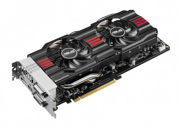 ASUS GTX 770 DirectCU II OC