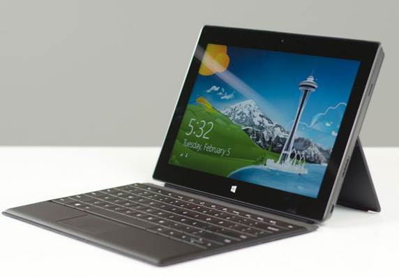 Microsoft's Surface Pro, launched in New Zealand at the end of May, joins the company's Surface RT on shelves as its flagship Windows 8 tablet.