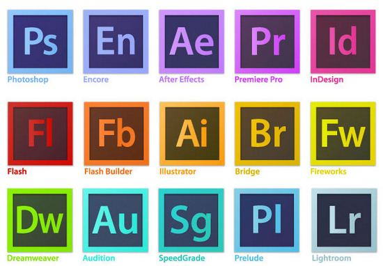 CS6 - including Photoshop, Illustrator, Flash, After Effects, Dreamweaver and Acrobat - is the last versions you can buy and own.