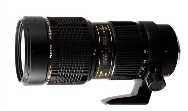 Description: Tamron SP AF 70-200mm f/2.8 Di LD (IF) Macro