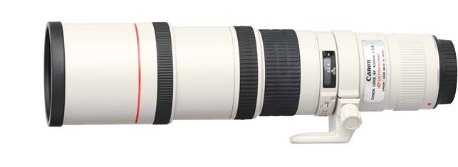 Description: Canon EF 400mm f/5.6L USM