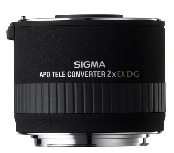 Description: Sigma 2x EX DGTeleconverter
