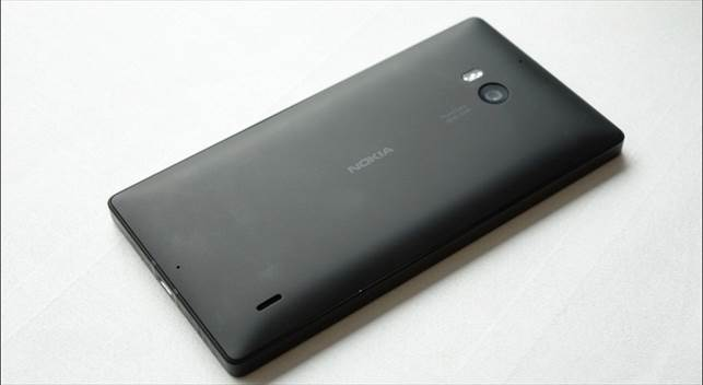 Description: Nokia Lumia 930 back view