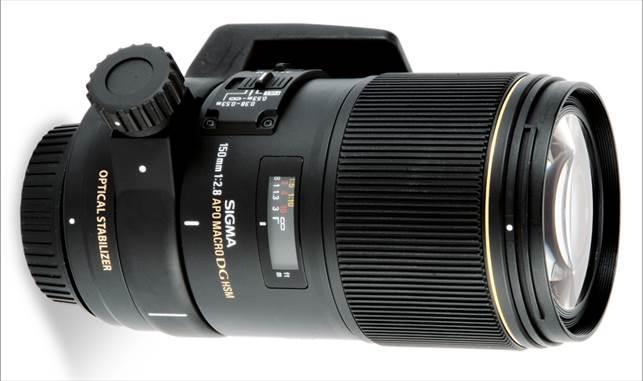 Description: Sigma 150mm f/2.8 EX DG HSM Macro