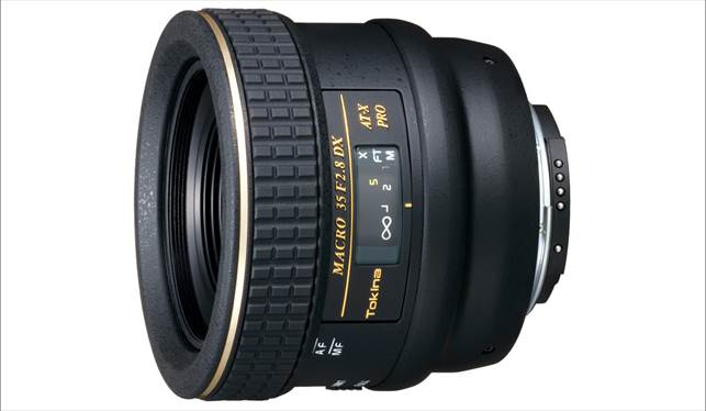 Description: Tokina AF 35mm f/2.8 AT-X Pro DX Macro
