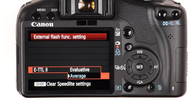 You can apply flash exposure compensation directly from the camera's Flash Control menu or Quick menu