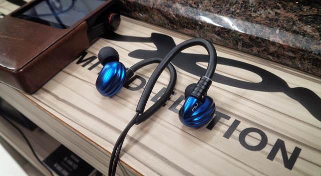 NuForce Primo 8 earphones