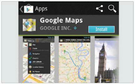 Description: Get the app