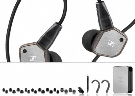 Description: These neats in-ears allow the user to adjust the amount of bass coming through each ear
