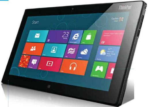 Description: Lenovo ThinkPad Tablet 2