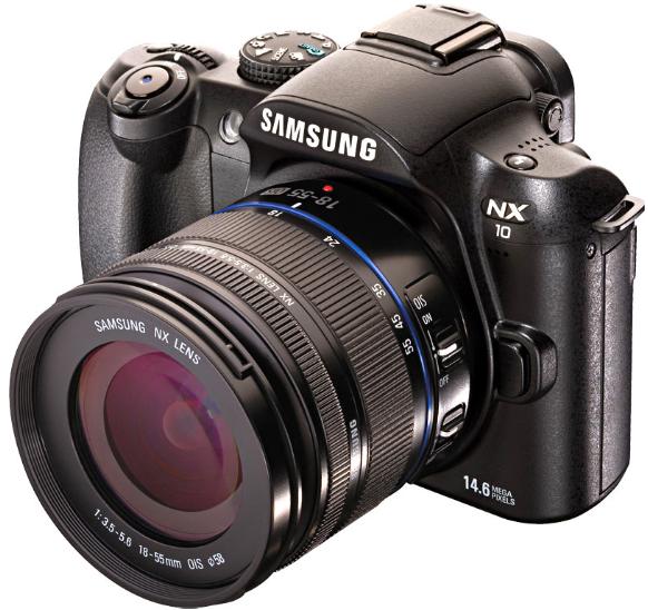 Description: 2010 Samsung NX10