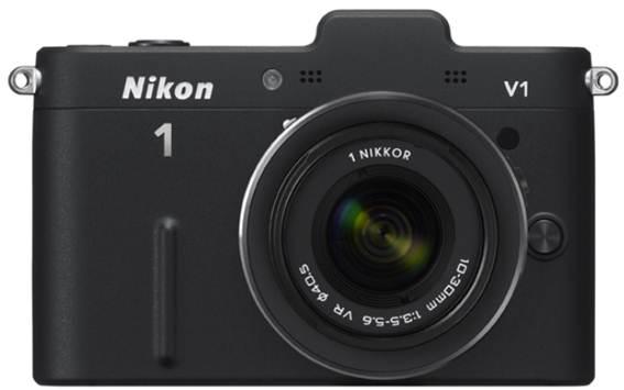 Description: 2011 Nikon 1 series