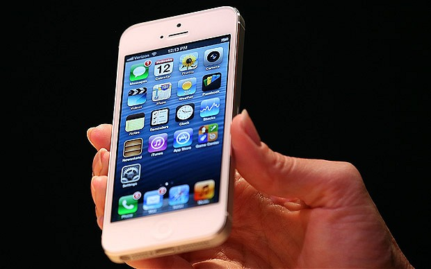 Description: Notable new technology in the iPhone 5 includes a larger 4m display, 4G LTE connectivity, a new A6 processor, a better camera and an HD front-facing iSight camera.