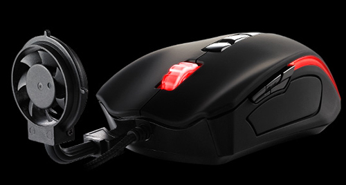 Description: The manufacturer also equipped for this mouse 9 macro buttons with setting mode for 5 different games.