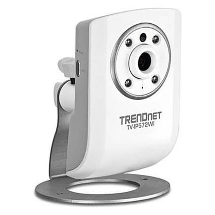 Description: Trendnet Megapixel Wireless N Day / Night Internet Camera (TV-IP572WI)