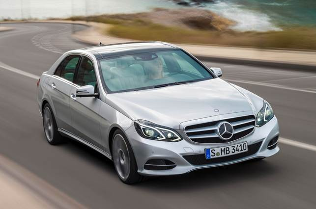The Mercedes-Benz E 250 CDI – Small Motor Good In Big Benz