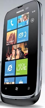 Description: Nokia Lumia 610