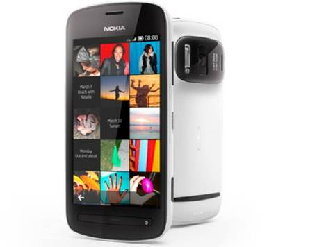 Description: 808 PureView's camera is simply the best for smartphone