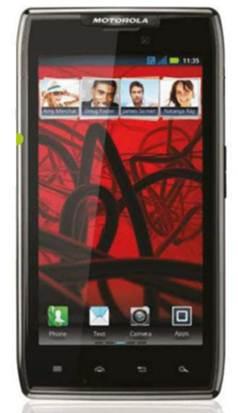Description: Motorola RAZR MAXX