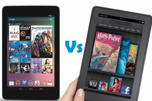 Description: Description: Description: Kindle Fire and Nexus 7 sales supplemented by Android devices from other manufacturers.