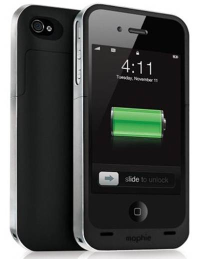 Description: Description: Description: Best battery case: Mophie Juice Pack Air