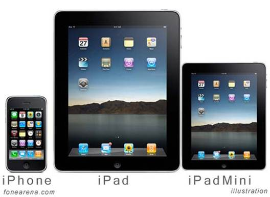 Description: Description: Description: Will the iPad mini change the shape of the market again?