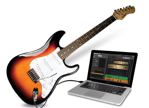 GarageBand For Mac Using iPadian Emulator