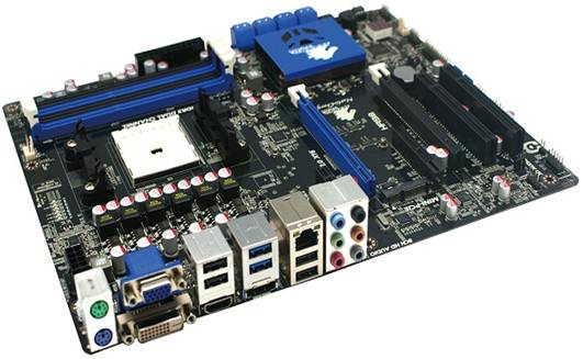 Description: Description: FM2 first socket motherboards and AMD APUs FS2 for sighted Trinity