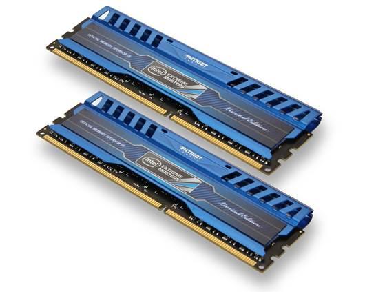 Description: Patriot Memory Intel Extreme Masters Memory DDR3 8GB 2133MHz