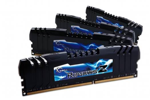 Description: G.SKILL RipjawsZ 16GB DDR3-2133