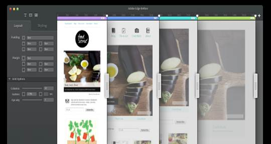 Description: Edge Reflow is Adobe's innovative solution for responsive web design