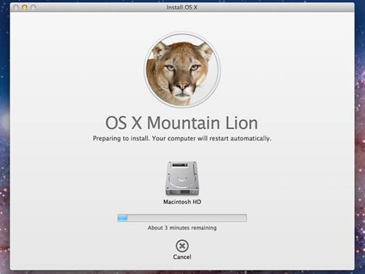 Description: Mountain Lion is using Gatekeeper to guard against the most obvious threat